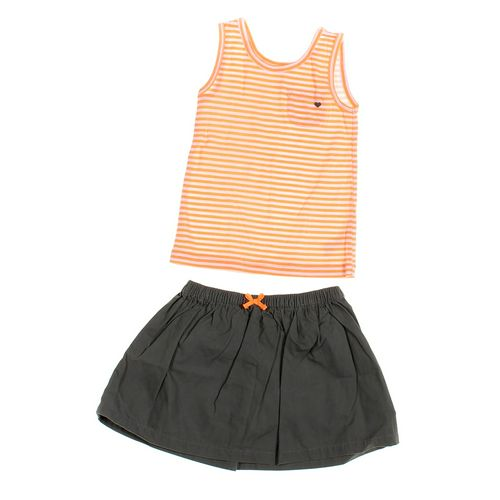 Carter's Tank Top & Skort Set in size 4/4T at up to 95% Off - Swap.com