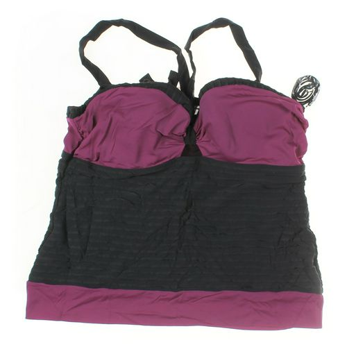 Cacique Tankini in size 1X at up to 95% Off - Swap.com
