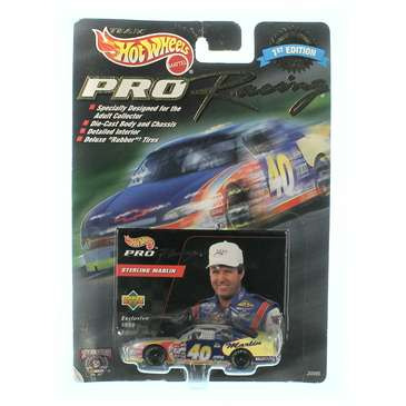 Team Hot Wheels Pro Racing Sterling Marlin for Sale on Swap.com