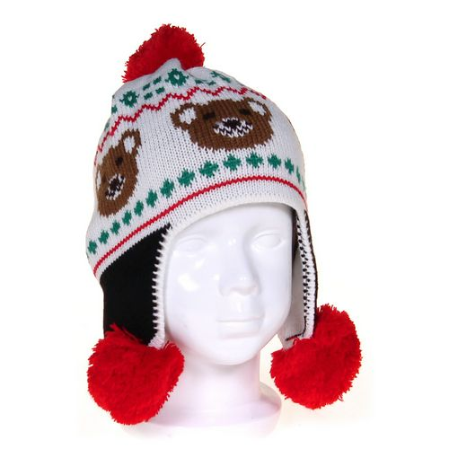 Teddy Bear Snowball Hat in size One Size at up to 95% Off - Swap.com
