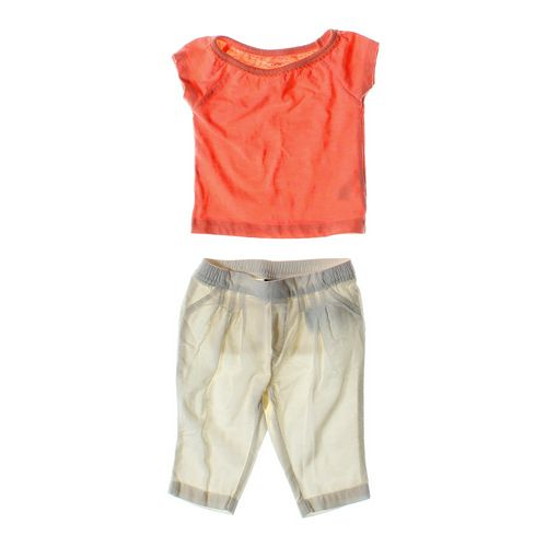 Carter's Tee & Pants Set in size 3 mo at up to 95% Off - Swap.com