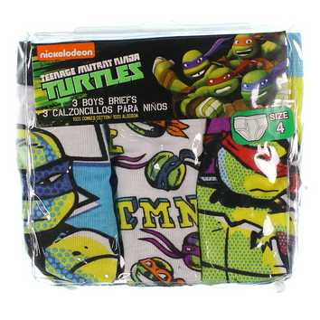Teenage Mutant Ninja Turtle Boys Briefs for Sale on Swap.com