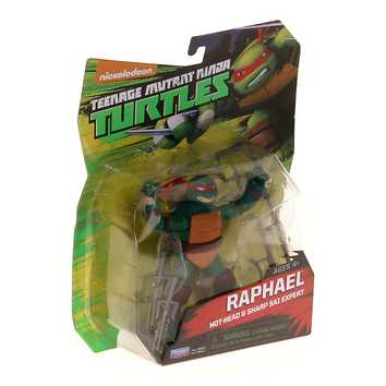 Teenage Mutant Ninja Turtles Raphael for Sale on Swap.com