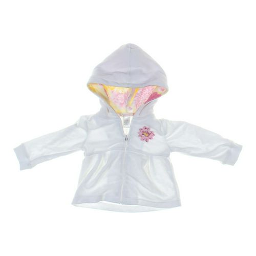 Janie and Jack Terry Cloth Hoodie in size 6 mo at up to 95% Off - Swap.com