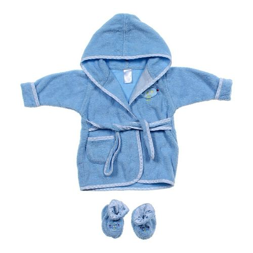Spasilk Terry Cloth Robe & Booties in size NB at up to 95% Off - Swap.com