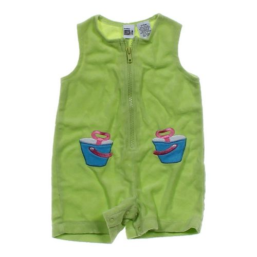 UR It Terry Cloth Romper in size 3 mo at up to 95% Off - Swap.com