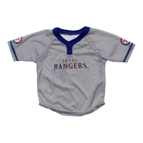 """Franklin """"Texas Rangers"""" Jersey in size 10 at up to 95% Off - Swap.com"""