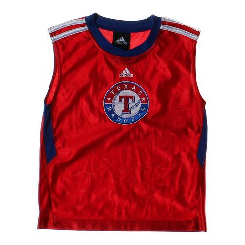 Adidas Texas Rangers Tank in size 7 at up to 95% Off - Swap.com
