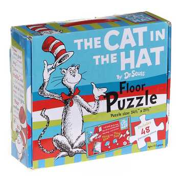The Cat In The Hat Floor Puzzle for Sale on Swap.com