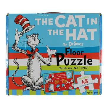 The Cat in the Hat Puzzle for Sale on Swap.com