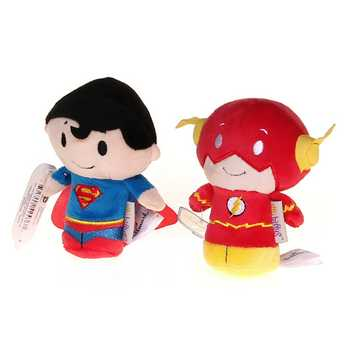 The Flash and Superman Itty Bittys for Sale on Swap.com