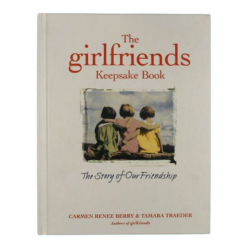 The Girlfriends Keepsake Book at up to 95% Off - Swap.com