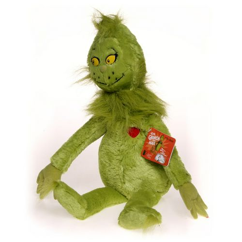Kohl's The Grinch Plush at up to 95% Off - Swap.com