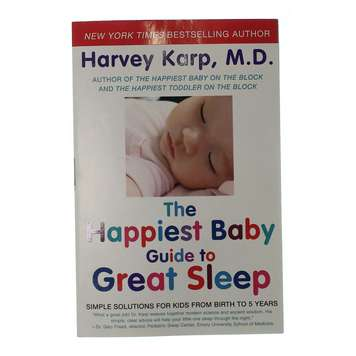 The Happiest Baby Guide to Great Sleep for Sale on Swap.com