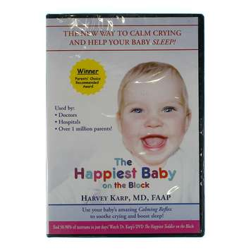 The Happiest Baby on the Block for Sale on Swap.com