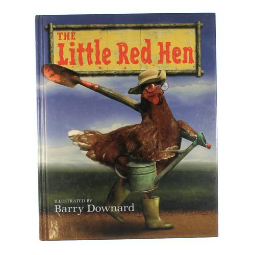 The Little Red Hen at up to 95% Off - Swap.com