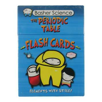 The Periodic Table Flashcards for Sale on Swap.com