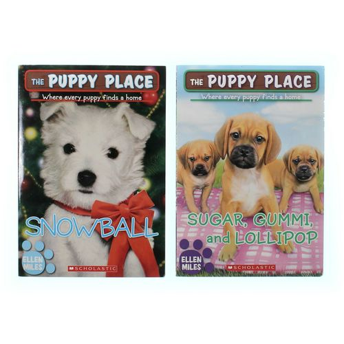 The Puppy Place Book Set at up to 95% Off - Swap.com