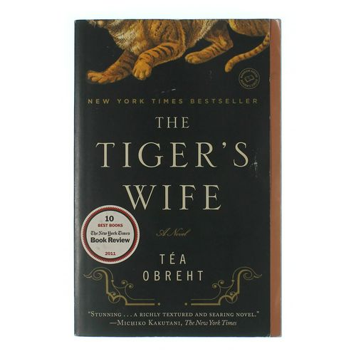 The Tiger's Wife at up to 95% Off - Swap.com