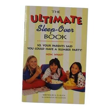 The Ultimate Sleep-over Book for Sale on Swap.com