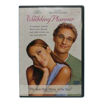 : The Wedding Planner for Sale on Swap.com