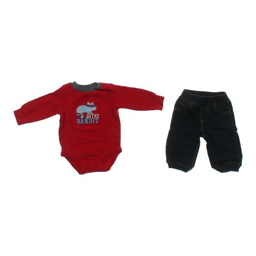 Carter's Thermal Bodysuit & Pants Set in size 6 mo at up to 95% Off - Swap.com