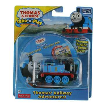 Thomas & Friends Take-n-Play for Sale on Swap.com