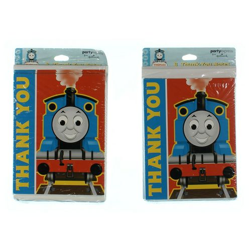 Hallmark Thomas & Friends Thank You Notes at up to 95% Off - Swap.com