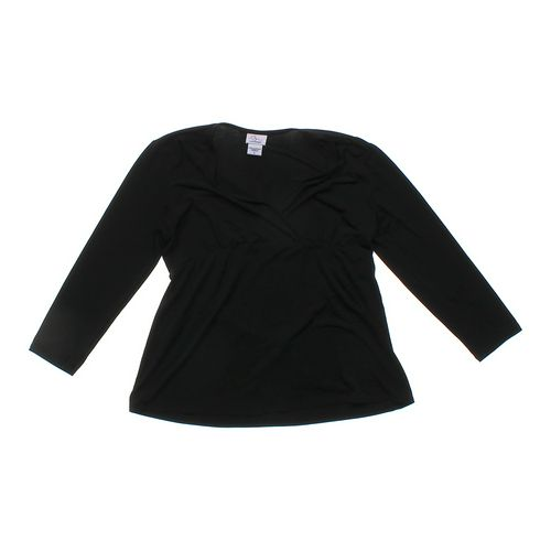 Oh Baby by Motherhood Tie-back Maternity Shirt in size S (4-6) at up to 95% Off - Swap.com