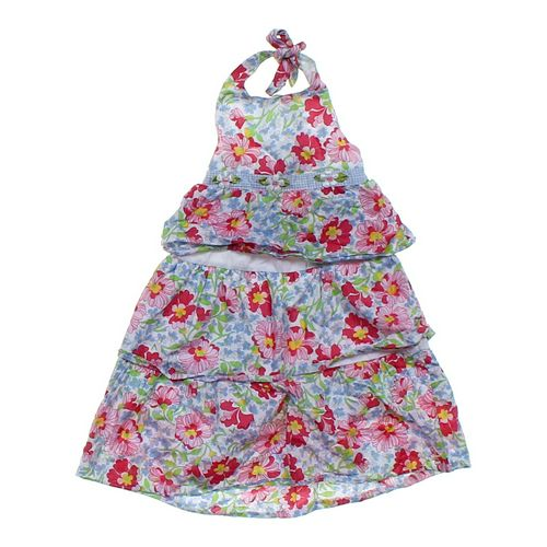Penelope Mack Tiered Floral Dress in size 4/4T at up to 95% Off - Swap.com