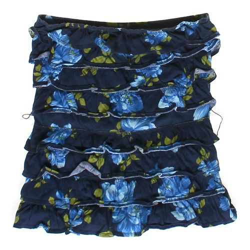 Hollister Tiered Floral Tube Top in size JR 3 at up to 95% Off - Swap.com