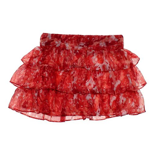 Charlotte Russe Tiered Skirt in size JR 3 at up to 95% Off - Swap.com