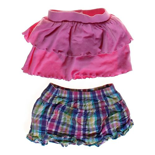 Circo Tiered Skirt & Plaid Skirt Set in size 6 mo at up to 95% Off - Swap.com