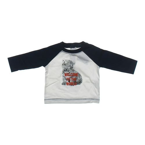 Gymboree Tiger Shirt in size 3 mo at up to 95% Off - Swap.com