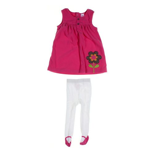 Carter's Tights & Dress Set in size 18 mo at up to 95% Off - Swap.com