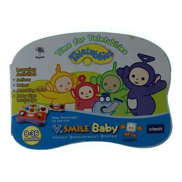 Time for Teletubbies V. Smile Baby Game for Sale on Swap.com
