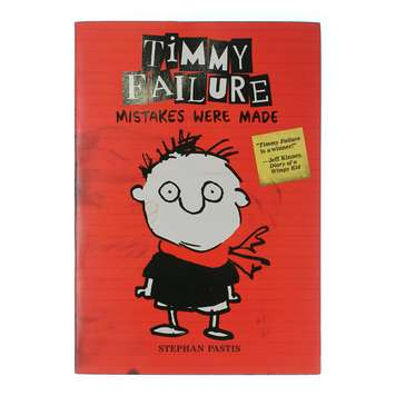 Timmy Failure Mistakes Were Made for Sale on Swap.com