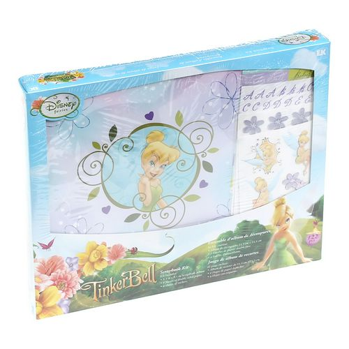 Disney Tinker Bell Scrapbook Kit at up to 95% Off - Swap.com