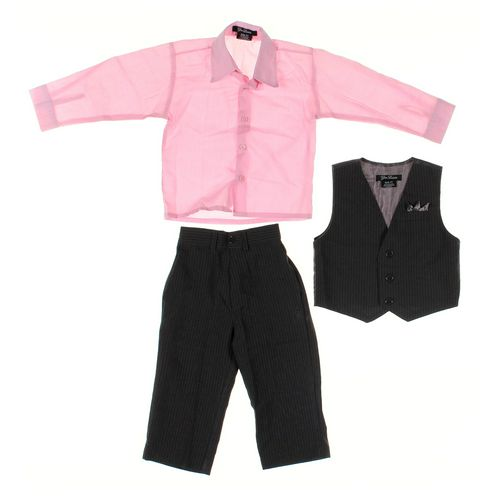 Gino Lussari Toddler Clothing Set in size 2/2T at up to 95% Off - Swap.com