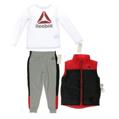 Reebok Toddler Clothing Set in size 5/5T at up to 95% Off - Swap.com