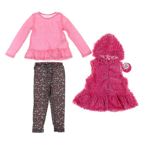 Nannette Toddler Clothing Set in size 4/4T at up to 95% Off - Swap.com