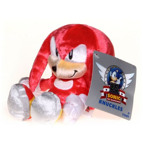 """Tomy TOMY - Sonic 8"""" Plush Figure - Styles May Vary at up to 95% Off - Swap.com"""