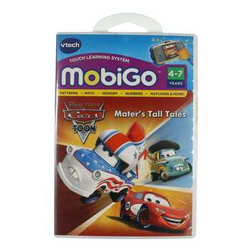 Touch Learning System MobiGo for Sale on Swap.com