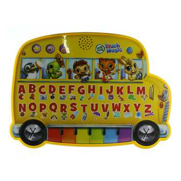 Touch Magic Learning Bus for Sale on Swap.com