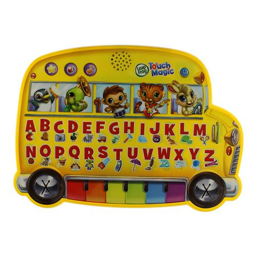 LeapFrog Touch Magic Learning Bus at up to 95% Off - Swap.com