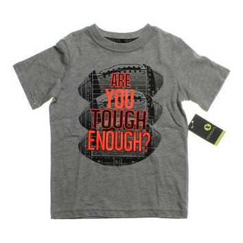 """Tough Enough"" Graphic Tee for Sale on Swap.com"