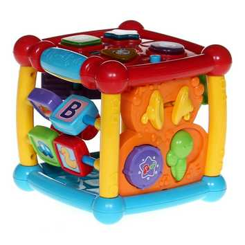 Toy Learners Activity Cube for Sale on Swap.com