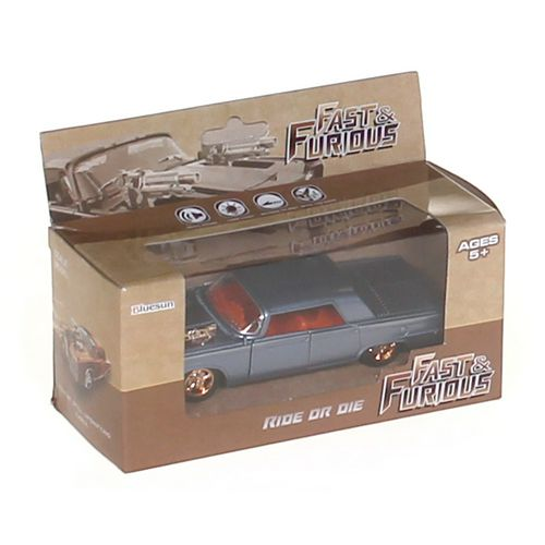 Fast & Furious Toy Vehicle at up to 95% Off - Swap.com