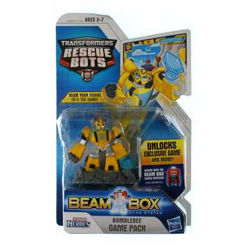 Transformers Rescue Bots Beam Box Bumblebee for Sale on Swap.com