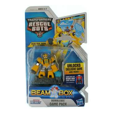 Transformers Rescue Bots Playskool Heroes Bumblebee Game Pack for Sale on Swap.com